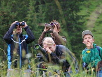 Youth at the Top 2017 - Tourislm & Regionaler Naturpark Diemtigtal © Rahel Mazenauer