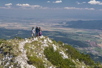 Discovering the silent beauty of Piatra Craiului massif