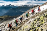 Youth at the Top 2018 © UNESCO-Welterbe Swiss Alps Jungfrau-Aletsc