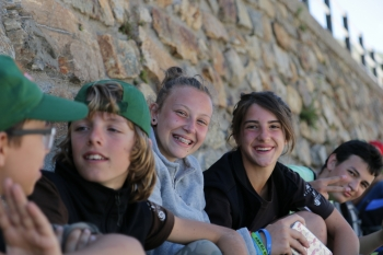 Parc National du Mercantour - Youth at the Top 2017 © Marco Dogliotti